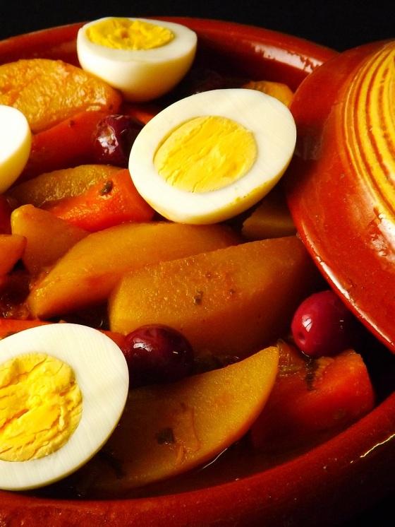 Tajine poireau pomme de terre carotte (3)