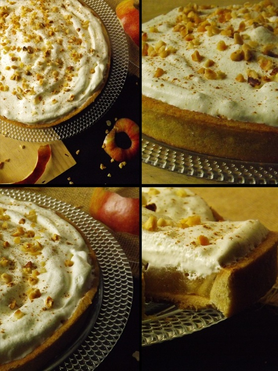 Tarte pommes chantilly cannelle (6)