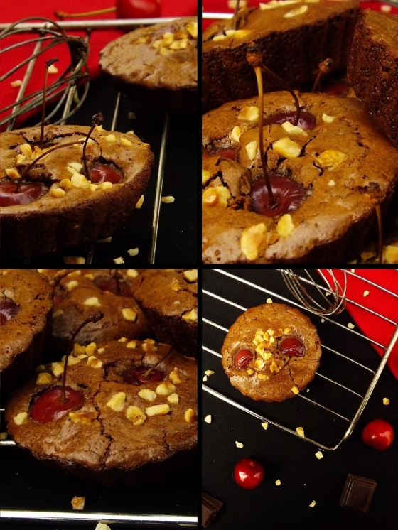 brownie cerise (5)